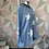 Thumbnail:  Blue stars hooded top fitting up to a size 22