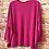 Thumbnail: Cerise jumper with front pockets