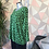 Thumbnail: Green leopard print top, fitting sizes 10-16.      1779