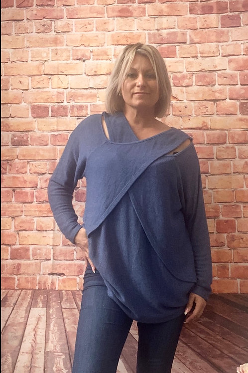 Quirky super soft top size 12-18