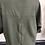 Thumbnail: Khaki Love me zip back top fitting up to a size 16 0310