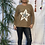 Thumbnail: Camel starry jumper, fitting sizes 8-16.    12115