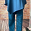 Thumbnail: Teal Tiger print Magic  Stretch Trousers fitting 8-16