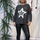 Thumbnail: Charcoal Starry jumper, fitting sizes 10-18.     12116