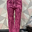 Thumbnail: Pink Snake print Magic  Stretch Trousers fitting 10-20