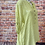 Thumbnail: Lime Polka Dot cotton top, fitting up to a size 18