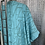 Thumbnail: Turquoise Ivy Jacket fitting up to a size 22