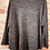 Thumbnail: Black quirky one pocket top