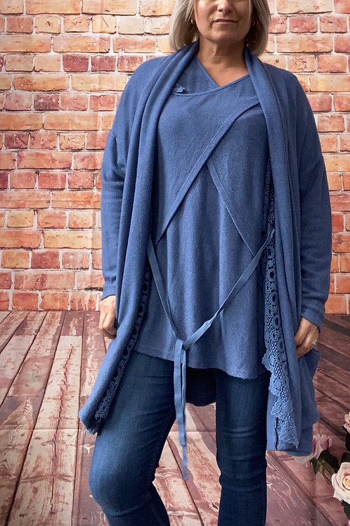 Quirky super soft cardigan  size 12-20
