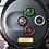 Thumbnail: Boutons de boite automatique 595 carbone
