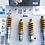 Thumbnail: Kit OHLINS ressorts et amortisseurs pour 500 Abarth