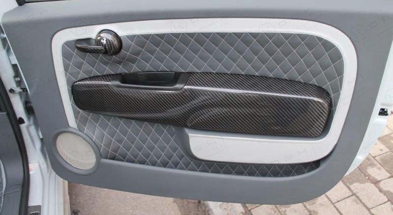 Capots de porte internes 595 carbone
