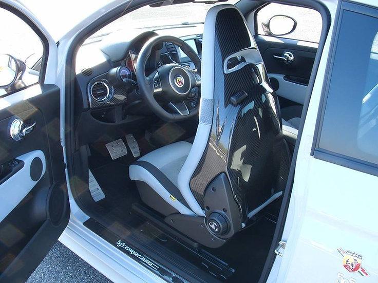 Coque de siège Sabelt 595 carbone