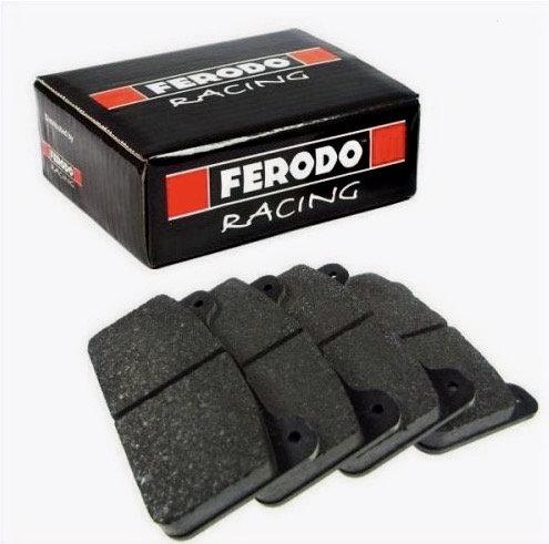 Plaquettes de Frein Ferodo ds3000 Avant Etrier Bosch (hors BREMBO)