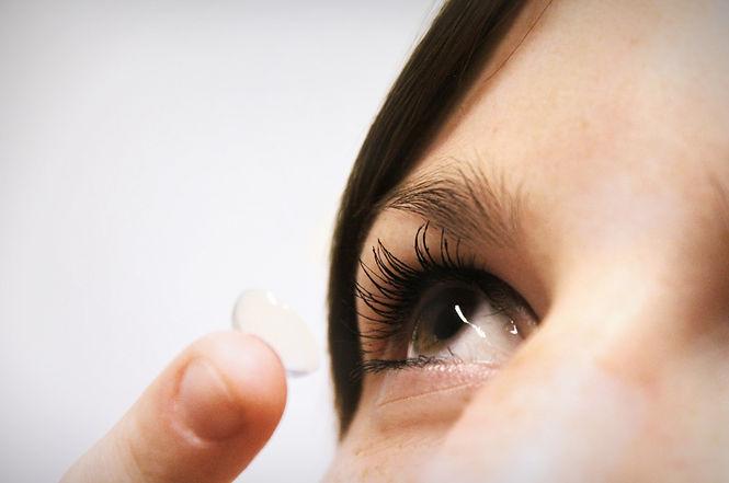 Augenoptik Fabel Prien, Kontaktlinsen