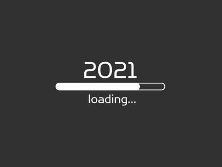 Mensagem de encerramento do ano de 2020
