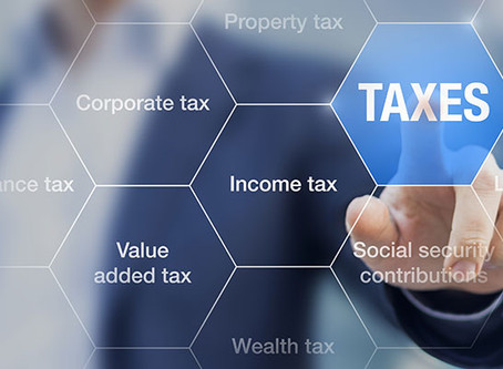Types and Rates of Taxes in New Zealand