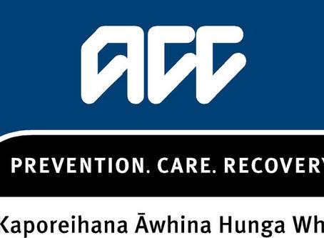 Accident Compensation Corporation Levy (ACC)
