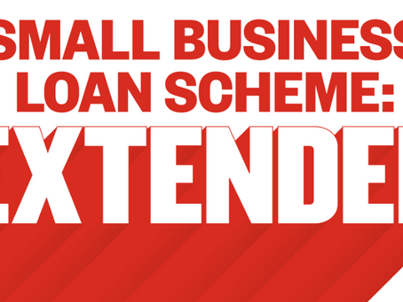Government Extends Small Business Cashflow Loan Scheme