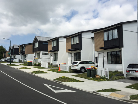 Residential Property Investment – Proposed Changes