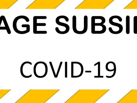 How to apply for the COVID-19 Government Wage Subsidy
