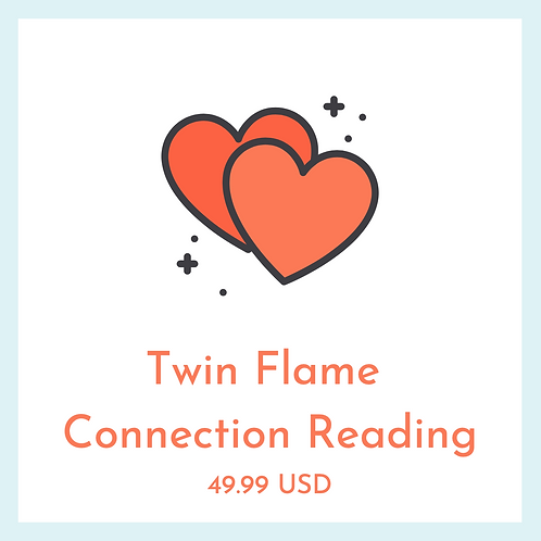 Twin Flame Connection Reading