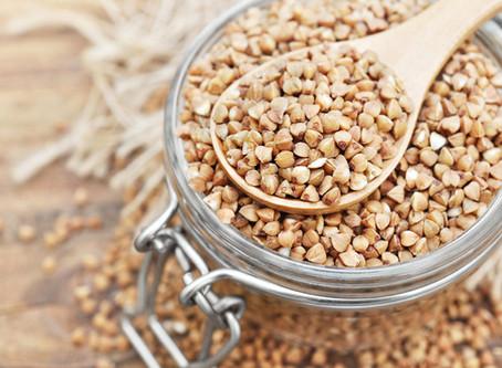Be careful with buckwheat