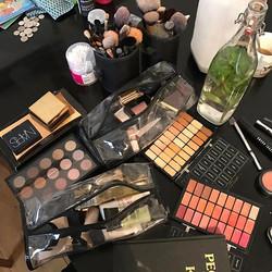 Makeup lesson-ing
