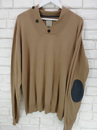 Pull coup masculine