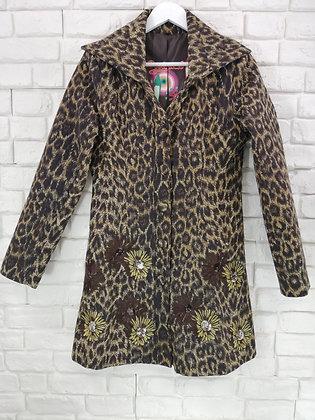 Manteau imprimé
