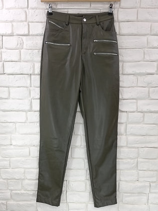 Pantalon simili