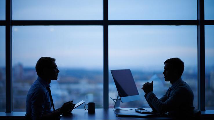 שולחן העסקים