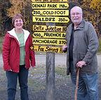 Eugene and Nancy Strickland