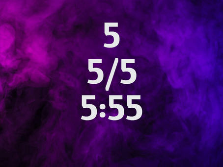 Harness the Magic of 5's