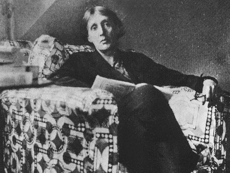 Virginia Woolf - Literary Genius - Best Ever