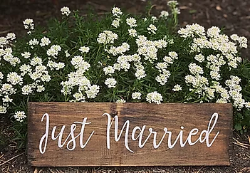 just married sign.webp