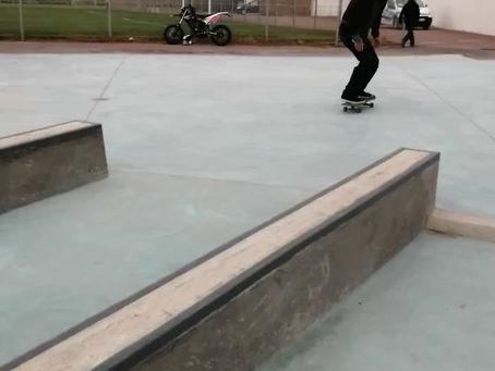 Bientôt l'ouverture du skatepark de Port Barcarès