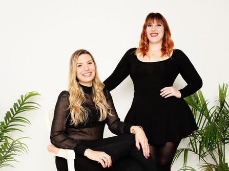 Priscilla Priebe and Kelsey Geiger of Green Room Music Source Announce the Launch of Stickerbook -