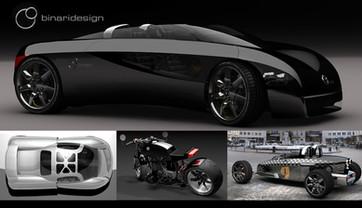 Diseño automotriz