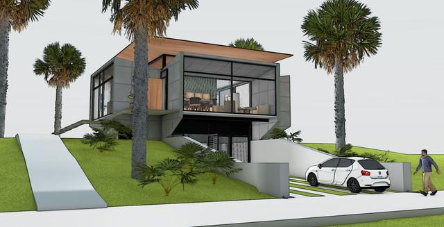 Propuesta vivienda NetZero- Pto Rico