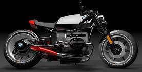 BMW R100S reinterpretación