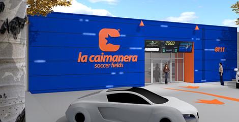 La Caimanera/Soccer Fields