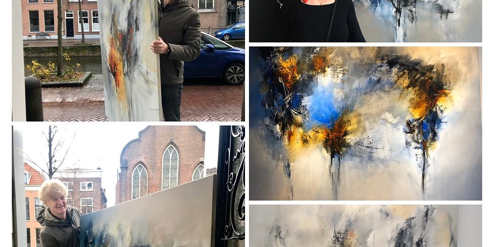 Exhibition in De Galerie Den Haag