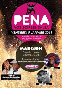 Peña Janvier 2018