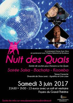 Nuits des Quais - 3 Juin 2017