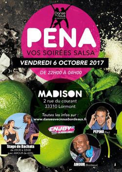Peña Octobre 2017