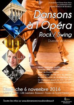 Dansons à l'Opéra Novembre 2016