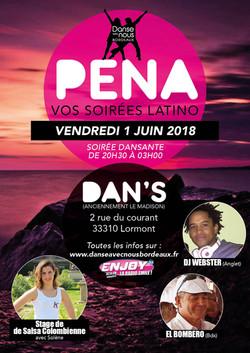 Peña Juin 2018