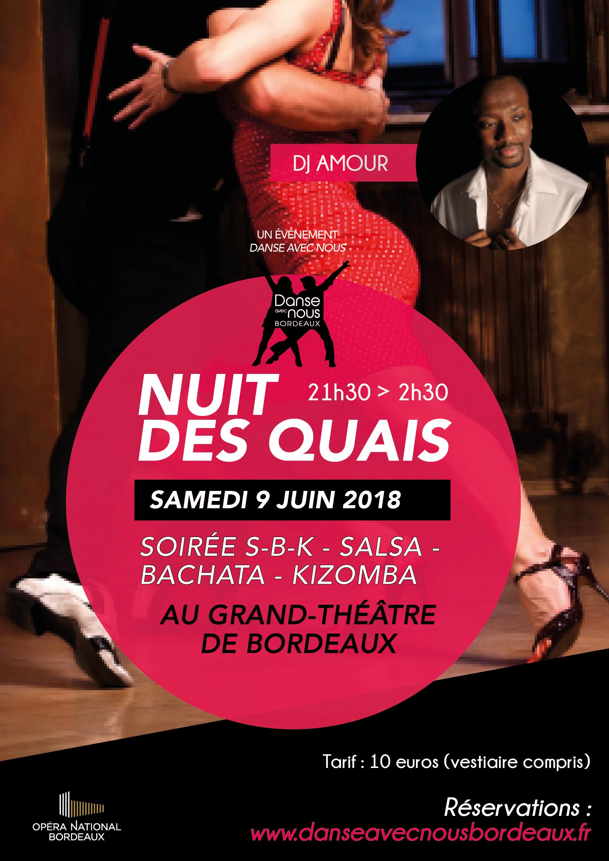 Nuit des quais juin 2018