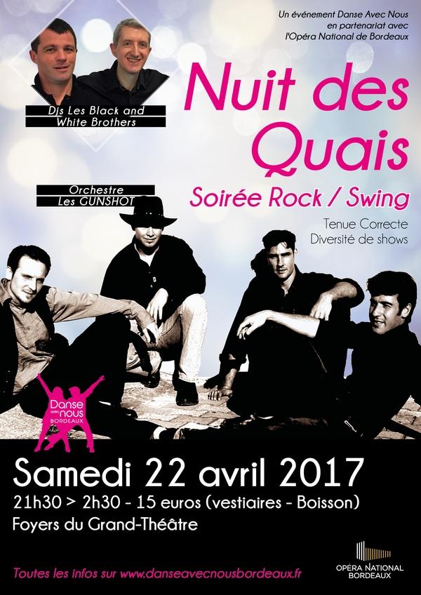 Nuits des Quais - 22 Avril 2017